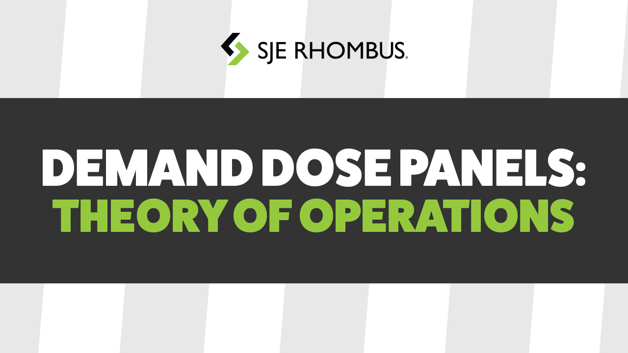 demand dose panels: theory of operations